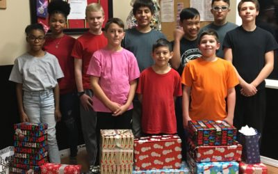 Giving Back to the Norwich Community